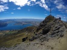 Gipfel des Roys Peak