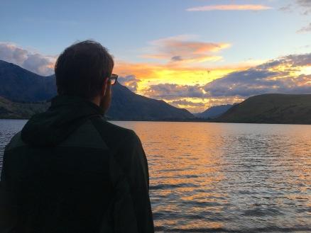 Lake Hayes...