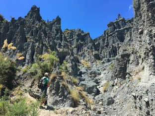 Purangirua Pinnacles