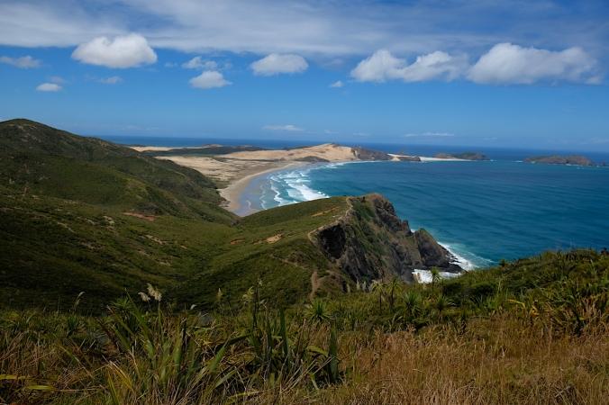 Küste rund ums Cape Reinga
