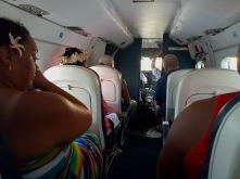 Flug nach Aitutaki