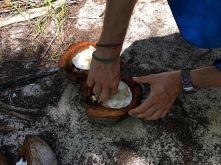 Marshmallow-Kokosnuss