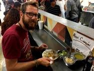 Essen auf dem Mercado Corona