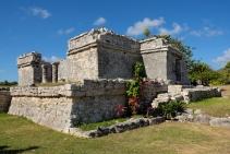 Maya-Ruinenstätte Tulum