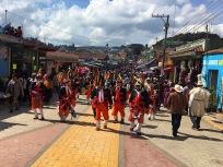 In den Strassen von San Juan Chamula