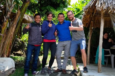 Los mejores maestros, Francisco y Francisco!
