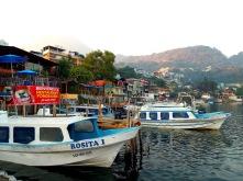 Lancha-Port in San Pedro