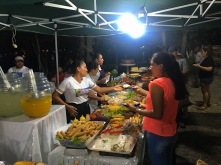 Streetfood in Flores