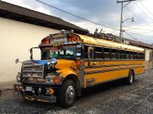 Camionetta oder auch als Chickenbus bekannt