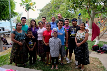 Pasamos un tiempo maravilloso en tu familia, gracias por todo!!!