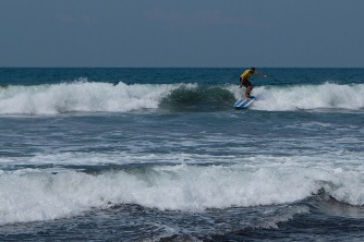 Surfen in El Zonte