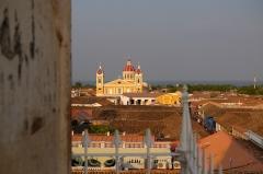 Blick von der Iglesia de la Merced