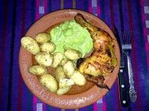 Verdientes Abendessen