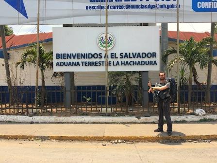 Bienvenidos a El Salvador