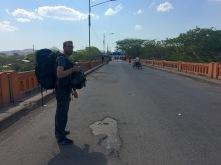 Auf dem Weg nach Honduras