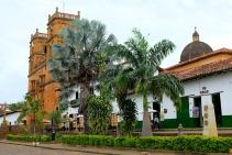 Blick vom Parque Central auf die Catedral de al Inmaculada Concepcion