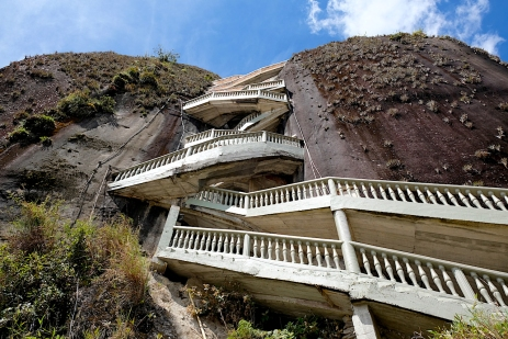 Einzigartiges Treppenkonstrukt - La Piedra del Peñol