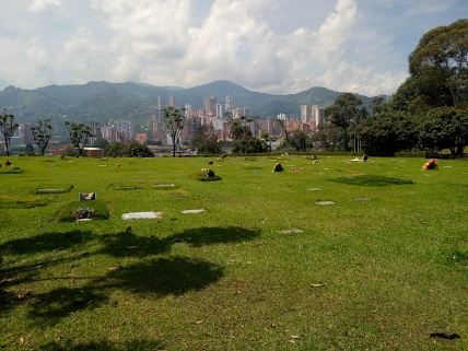 Friedhof Itagüí