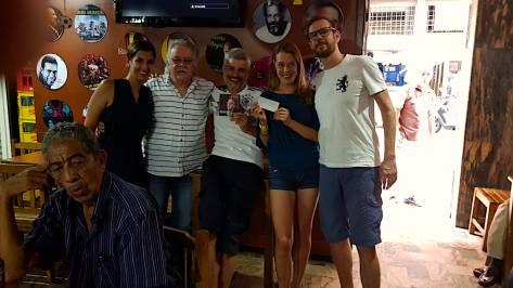 Gustavo Ruiz und seine Fans