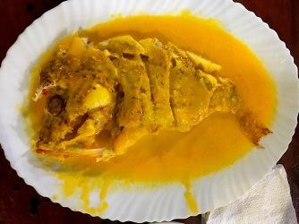 Essenspende Fischsstrasse Puerto Ayora