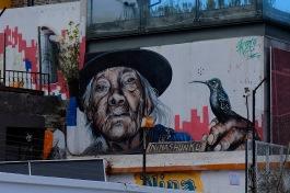 Streetart in Quito